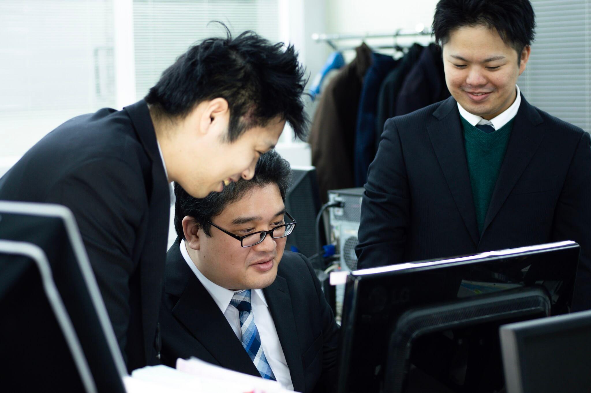 顧客と社員の満足度最大化